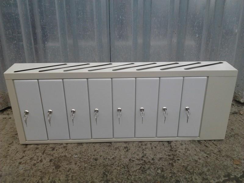 Почтовый ящик 8-ми секционный горизонтальный вертикальной загрузки