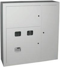 Корпус электрощита этажного со слаботочным отсеком